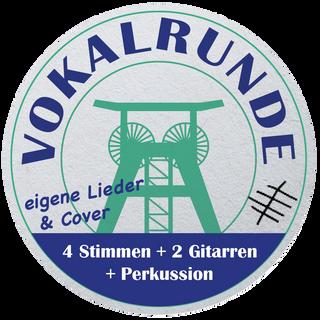 Vokalrunde Logo