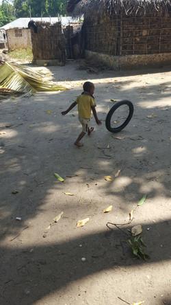 Zanzibar child