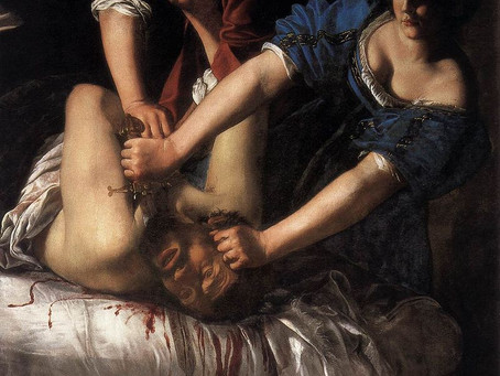 Judith Slaying Holofernes