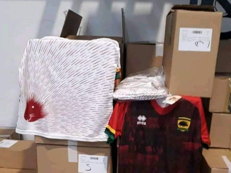 Kotoko replica jerseys are out- check various sales outlets