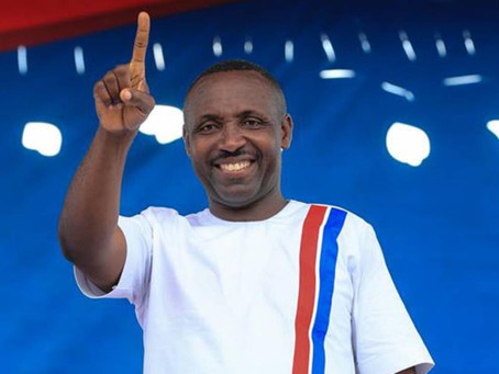 NPP TO ESTABLISH SCHOOL FOR PARTY FAITHFULS- John Boadu discloses.