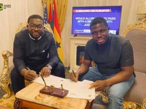 Kumasi Asante Kotoko announce the 9th mega sponsorship deal