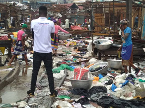 Kumasi Central Market Traders grieve over new location