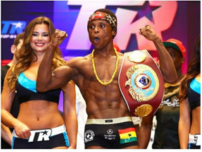 Our Lawyers are preparing for court - Team ISAAC DOGBE