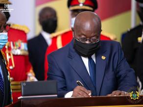 SONA 2021: 'We are good mangers of the economy' - Akufo-Addo