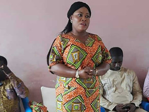 Abena Serwaa Mankosa did not feed Pupils with her own money- DCE, Atwima Nwabiagya North District