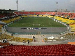 ES Setif host Orlando Pirates at the Accra Sports Stadium IN CAF CONF. CUP