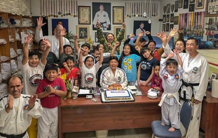 Happy Birthday Grand Master 2019