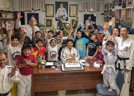 GM Van Binh turned 83 (or 21?) years old today!