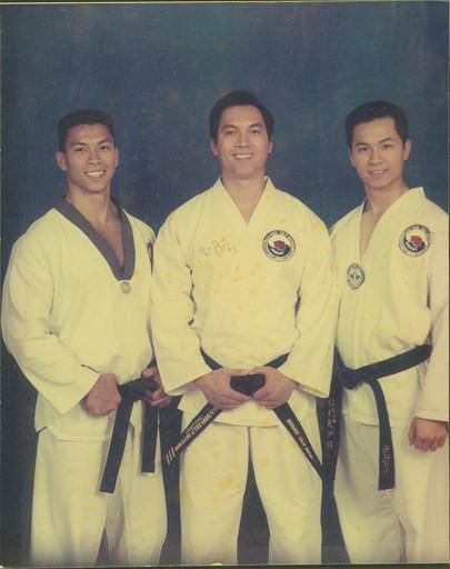 Quoc, Bruce & Lee Van Binh