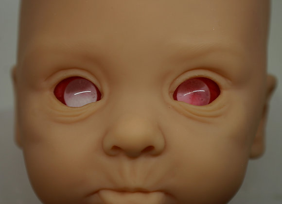 Hollow Pupil Zombie Eyes 22mm