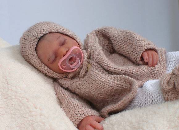 """""""Lenae"""" FBS baby (completed doll)"""