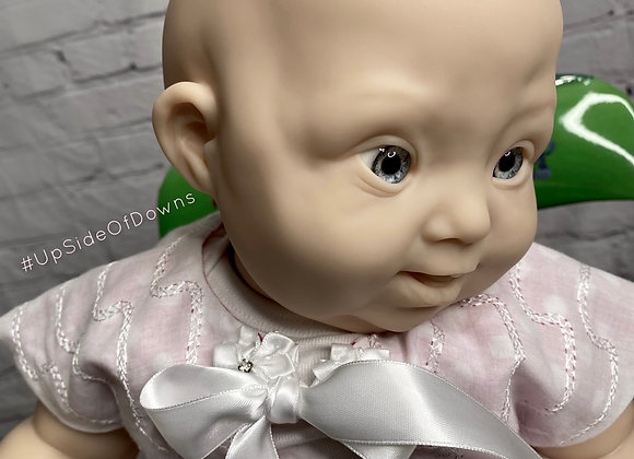 PreOrders open Feb. 2 ~ MaryJo, Toddler with Downsyndrome (Vinyl kit)