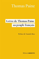 Thomas Paine, Lettre.jpg