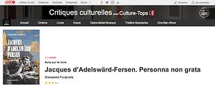 CultureTOPS Fersen