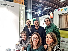 editions laborintus équipe