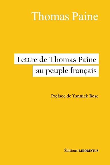 Lettre au peuple français