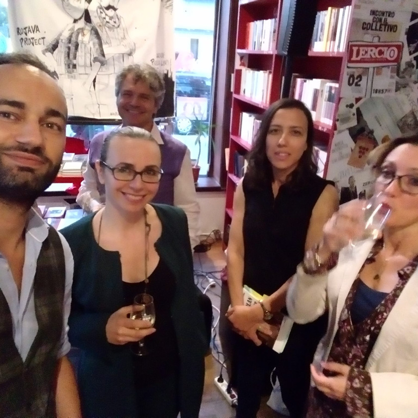 Gianpaolo Furgiuele, Claudio Melchiorre, Maria Chiara Esposito, Nacéra Guenfoud, Giovanna Paola Vergari,