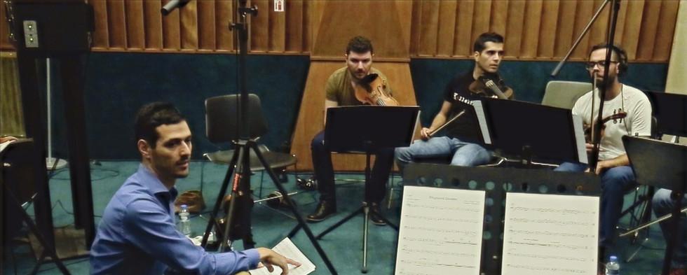 Recording Displaced Dreams