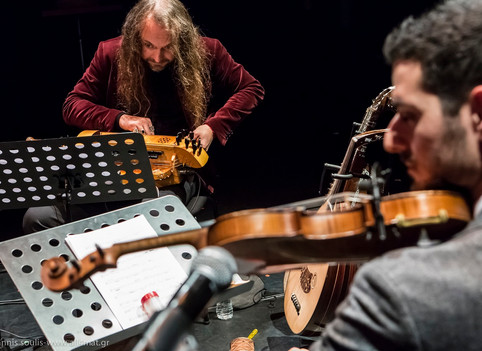 Efren Lopez and Michalis Kouloumis