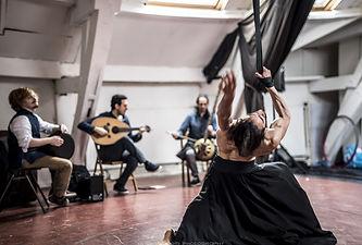 Lingua Franca Ensemble, TK Circus