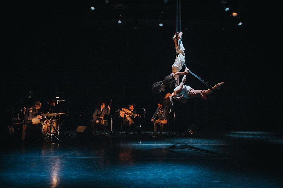 Lingua Franca Ensemble + TK Circus