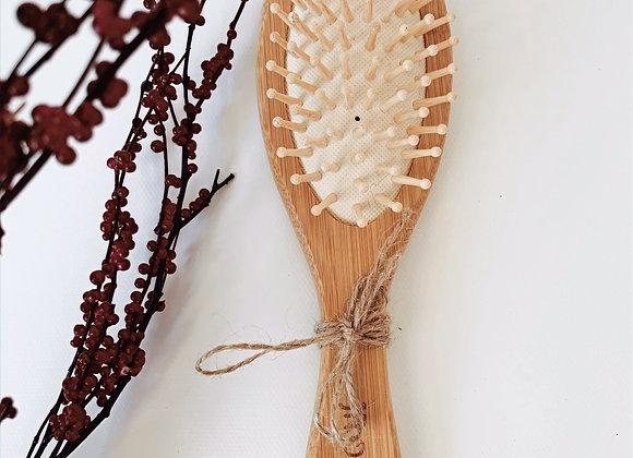 Unisex BAMBOO Hair Brush