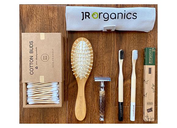 JR Organics self-care kit