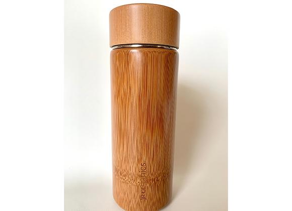 JR Organics Bamboo Bottle