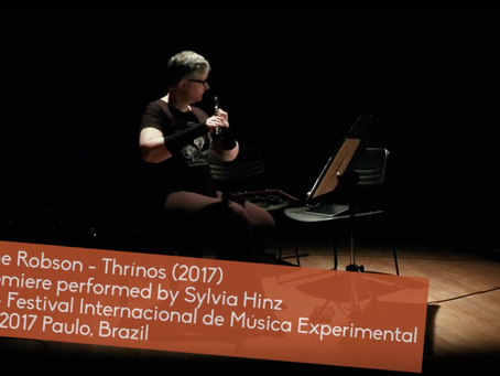 Upcoming Sylvia Hinz Performances!!