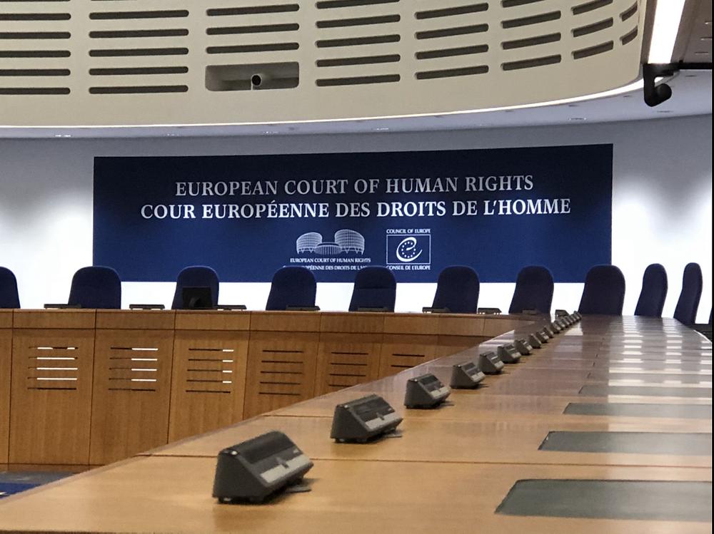 Підготувати звернення до Європейського суду з прав людини