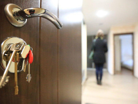 Виселення з квартири, переданої в іпотеку для забезпечення  виконання зобов'язань