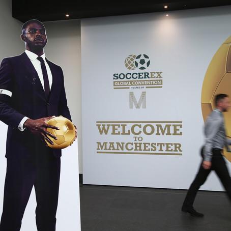 Soccerex press release