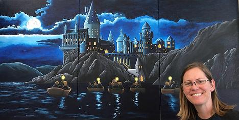 Hogwarts Painting w:me.jpg