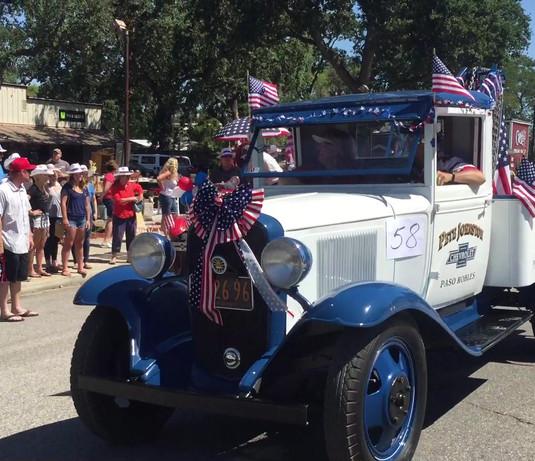 2016 Towing Parade Video