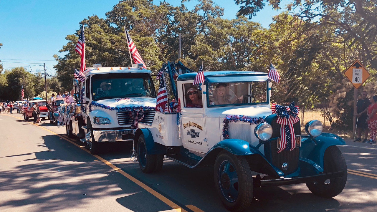 2019 Towing Parade Video