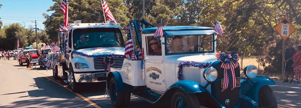 2019 Towing Parade Video