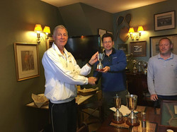 Hertford Cup Div 4  2016 winner - B Yates