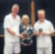Club Level Doubles Winners - Nick Lloyd