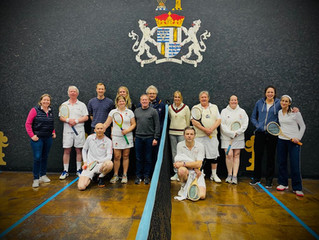 UK Mixed Doubles Invitational - The Billy Ross Skinner 2020