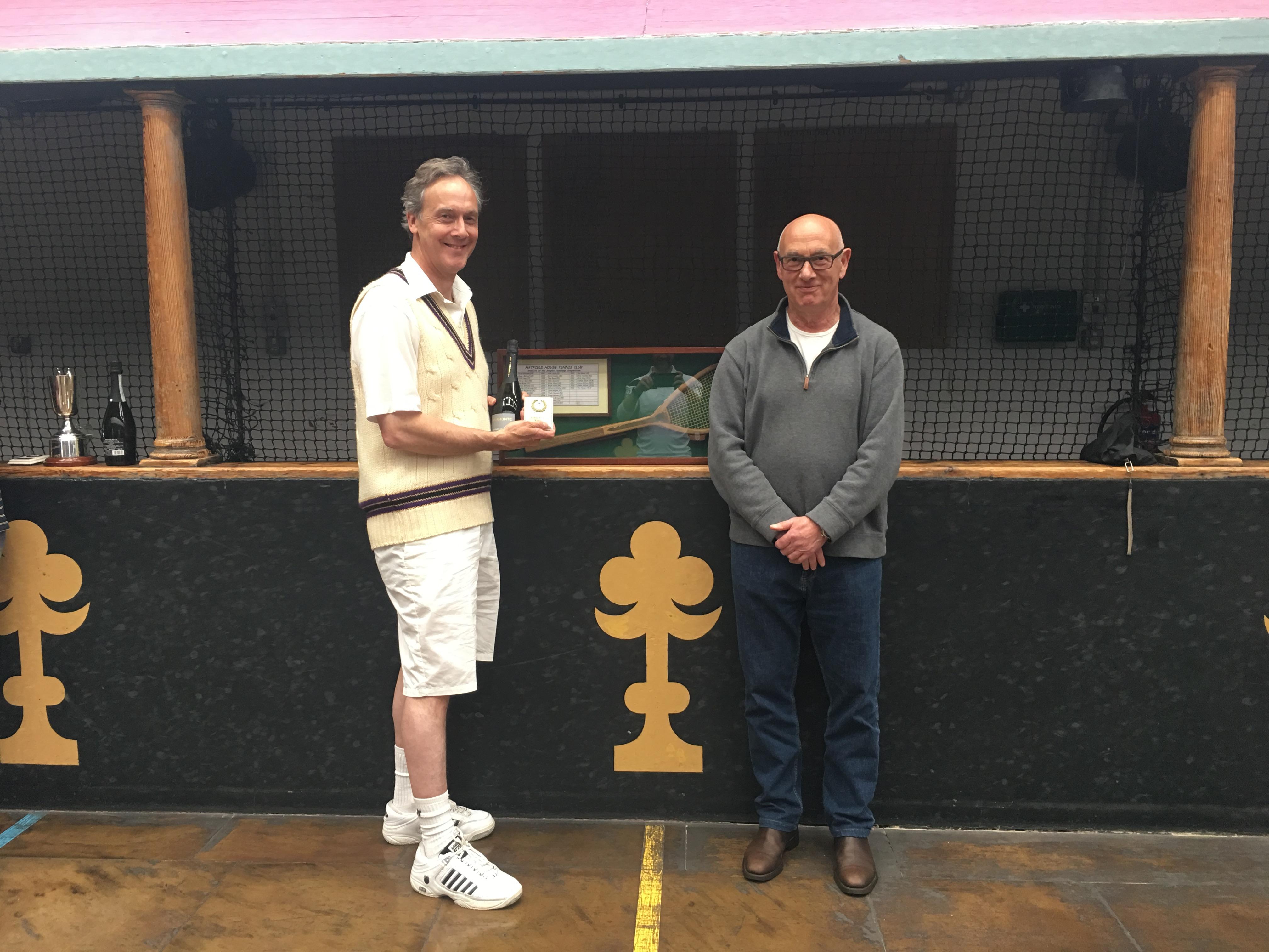Tufton Racket 2017