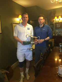 Herftord Cup Div 1 Winner 2016