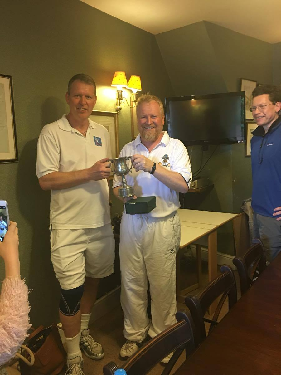 Club Level Doubles Winners 2016