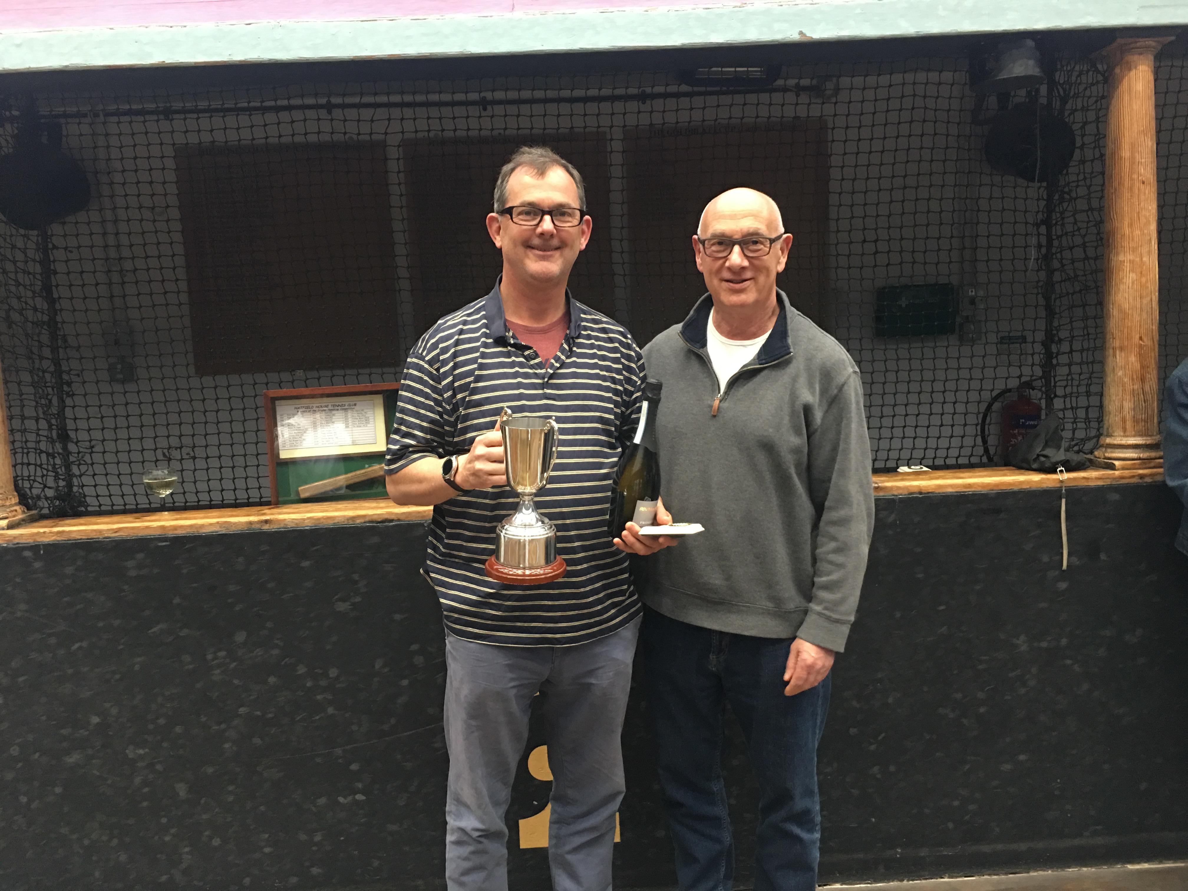 Hertford Cup Div 3 - 2017