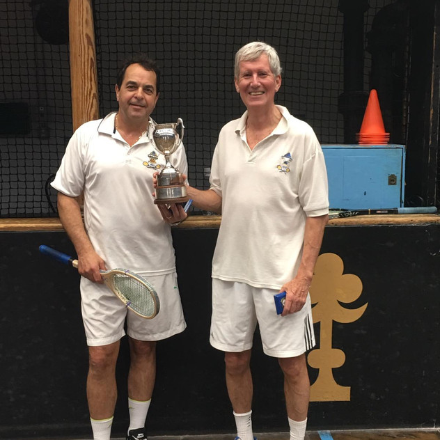 2019 Handicap Doubles Winners
