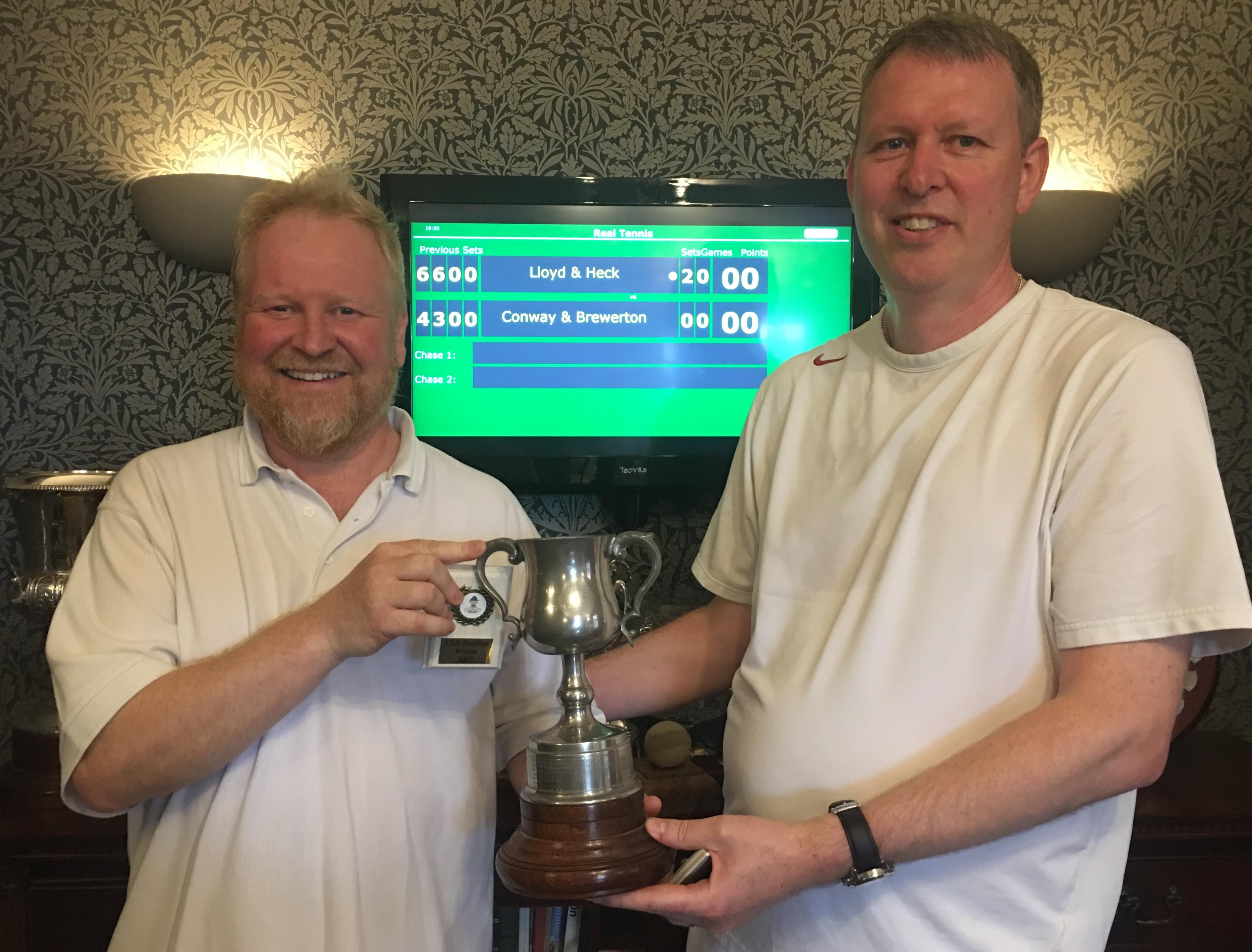 Club Level Doubles 2017
