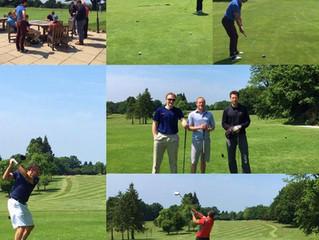 HHTC Golf Day 2016 - Brookman's Park