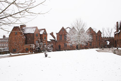 HHTC Court In The Snow