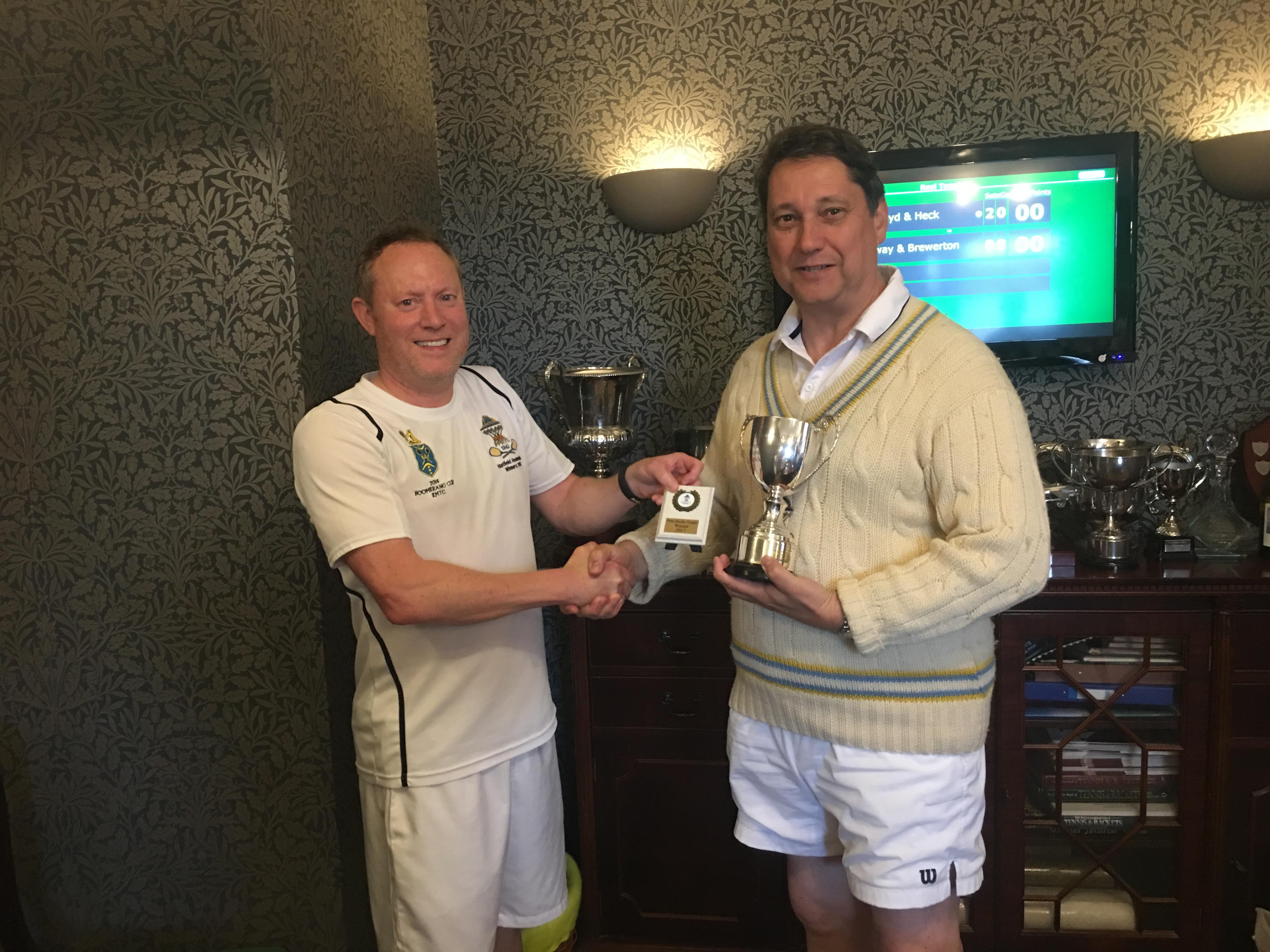 Peter Brodie Trophy 2017 - MH