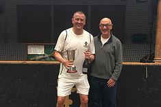 John Mark Smith Hertford Cup- Div 2 (Club Level Singles) - 2016 Winner - George Foxall